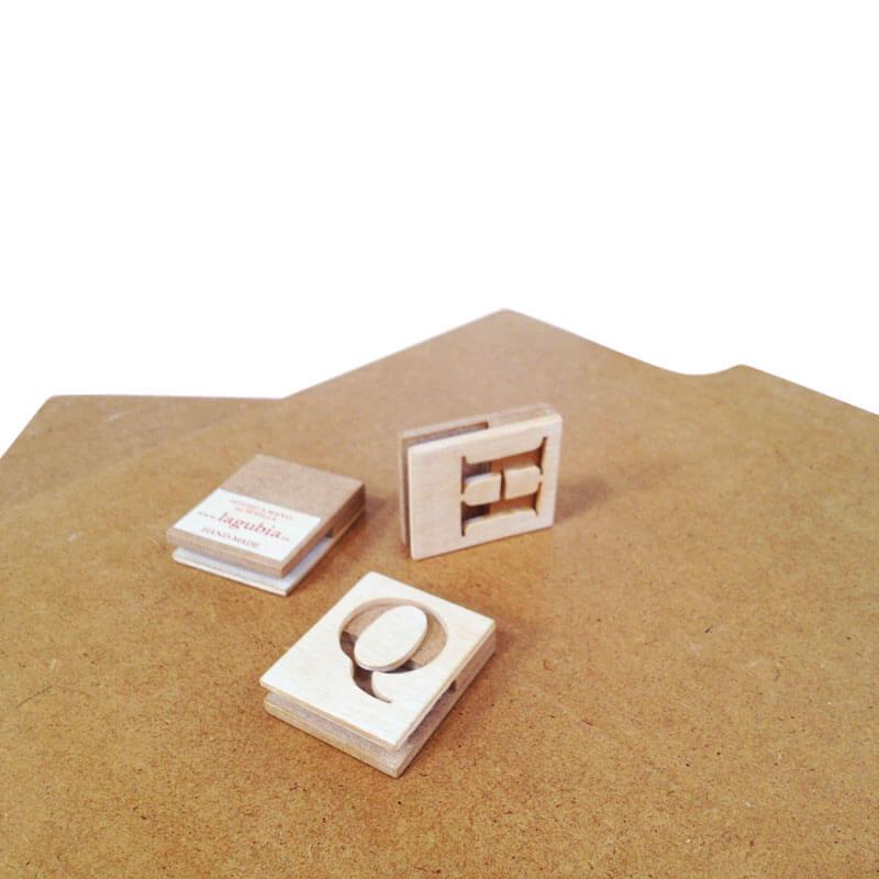 Separador alfabético de vinilos