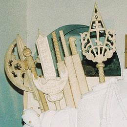 Armas para el Palacio del Kremlin (Moscú)
