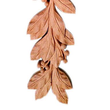 Cenefa de rama de laurel